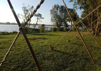 Chapiteau-bambouscoopic-haubans-cordages-torsadés-2